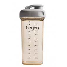 Hegen PCTO 11oz Drinking Bottle PPSU (Grey)
