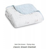 Classic Blanket- Liam The Brave- Flying Dog
