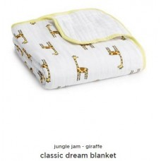 Classic Dream Blanket- Jungle Jam- Giraffe