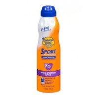 Banana Boat Sport Performance Continuous Spray Sunscreen, SPF 15, 6 fl oz