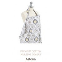PREMIUM COTTON NURSING COVERS Astoria