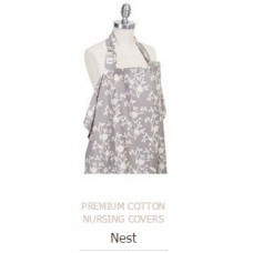 PREMIUM COTTON NURSING COVERS Nest