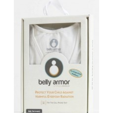 BELLY TEE- CREAM