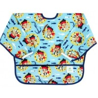 Sleeved Bib JAKE BLUE