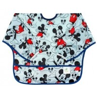 Sleeved Bib MICKEY CLASSIC