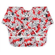 Sleeved Bib MINNIE RED