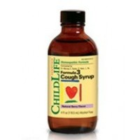 CHILD LIFE COUGH SYRUP-FORMULA3/BRRY 4 OZ