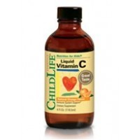 CHILD LIFE VITAMIN C-LIQUID 4 OZ