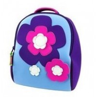 DABBAWALLA Flower Power Backpack