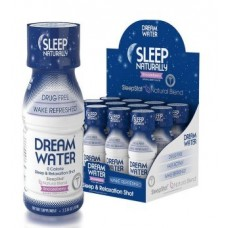 Dream Water Sleep Shot 12 Pack - Snoozeberry