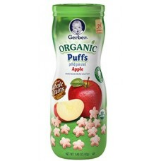 GERBER® Organic Puffs Apple