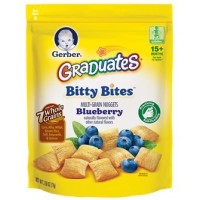 GERBER® GRADUATES® Bitty Bites® Blueberry
