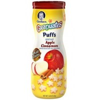 GERBER® GRADUATES® Puffs Apple Cinnamon