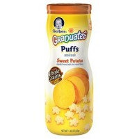 GERBER® GRADUATES® Puffs Sweet Potato