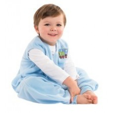 HALO® SleepSack® Early Walker Micro-fleece - Train