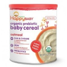 Probiotic Baby Cereal - Oatmeal