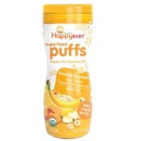 Superfood Puffs - Banana & Pumpkin