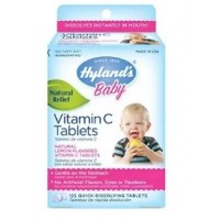 Hyland's Baby Vitamin C - Quick Dissolving Tablets