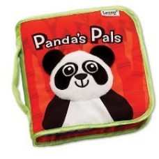 Panda's Pals Soft Book