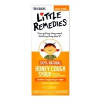 Little Remedies  - Honey Cough Syrup