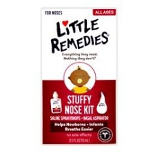 Little Remedies - Stuffy Nose Kit