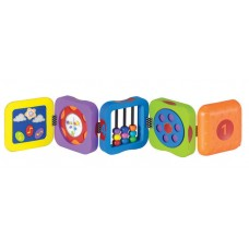 Manhattan Toy - Whoozit Learn & Play Cube