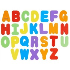Learn™ Bath Letters & Numbers-Primary, 36 Count