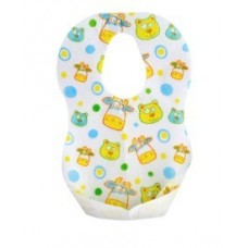 Disposable Bibs- 24pk