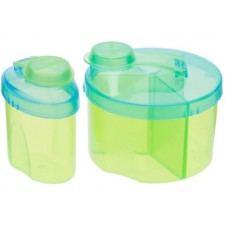 Formula Dispenser Combo Pack (Blue/Green)