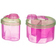 Formula Dispenser Combo Pack (Pink/Green)