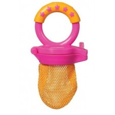 Fresh Food Feeder - Pink/Orange