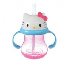 Hello Kitty Straw Cup- 8oz