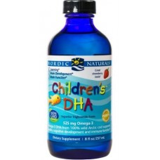 Nordic Naturals - Children's DHA, Healthy Cognitive Development and Immune Function, 8 oz