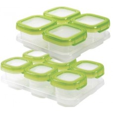 12 Piece Baby Blocks™ Set green