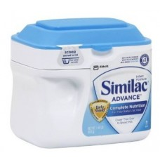 Similac Advance Complete Nutrition Powder Baby Formula, Birth-12 months