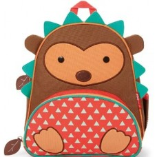 SKIPHOP ZOO LITTLE KID BACKPACK- HEDGEHOG