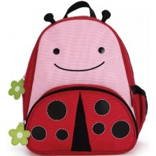 SKIPHOP ZOO LITTLE KID BACKPACK- LADYBUG
