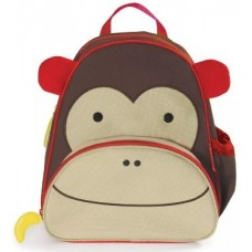 SKIPHOP ZOO LITTLE KID BACKPACK- MONKEY