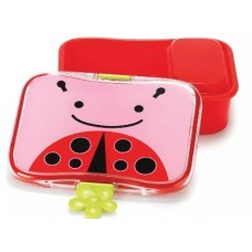 SKIPHOP ZOO LUNCH KIT LADYBUG