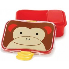 SKIPHOP ZOO LUNCH KIT- MONKEY