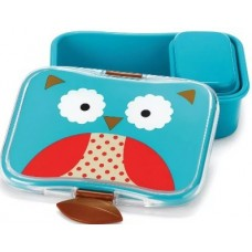 SKIPHOP ZOO LUNCH KIT- OWL