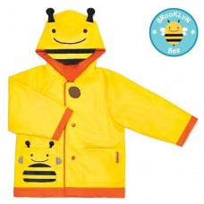 SKIPHOP ZOO RAIN COATS -BEE MEDIUM