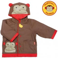 SKIPHOP ZOO RAIN COATS - MONKEY MEDIUM