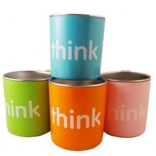 BPA FREE - THINK CUP - 1 LT GREEN