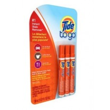 Tide To Go Stain Remover Pen - 3 Count
