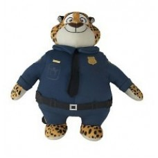 Zootopia Clawhauser Large Plush