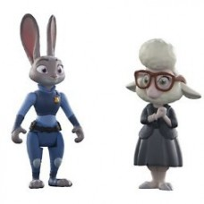 Zootopia Judy Hopps & May Bellwether Character Pack