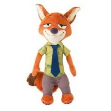 Zootopia Nick Wilde Talking Plush