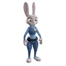 Officer Judy Figure