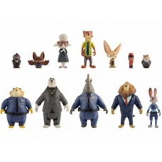 Zootopia Collectible Figure Bundle